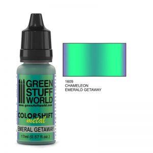 Green Stuff World   Chameleon Paints Chameleon EMERALD GETAWAY - 8436554368679ES - 8436554368679