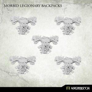 Kromlech   Heretic Legionary Conversion Parts Morbid Legionary Backpacks (5) - KRCB194 - 5902216115903
