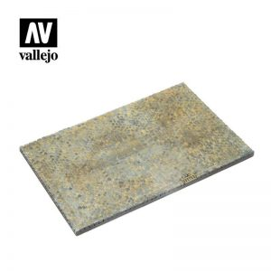 Vallejo   Vallejo Scenics Vallejo Scenics - Scenery: Cobblestone Street - VALSC110 - 8429551987004