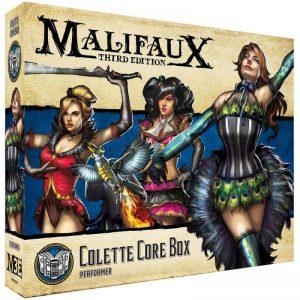 Wyrd Malifaux  Arcanists Colette Core Box - WYR23303 - 812152031036