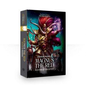 Games Workshop   The Horus Heresy Books Magnus the Red: Master of Prospero. Book 3 (Hardback) - 60040181257 - 9781784965006