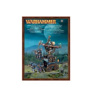 Games Workshop (Direct) Age of Sigmar  Age of Sigmar Direct Orders Freeguild Celestial Hurricanum / Luminark of Hysh - 99120202031 - 5011921030576