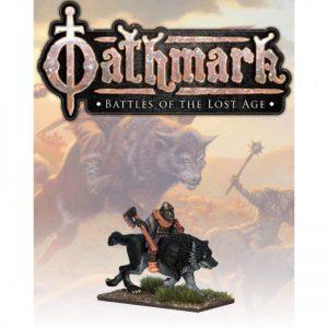 North Star Oathmark  Oathmark Goblin Wolf Rider Champion 1 - OAK110 -