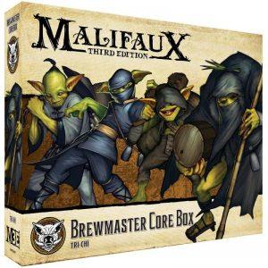 Wyrd Malifaux  Bayou Brewmaster Core Box - WYR23617 - 812152030930