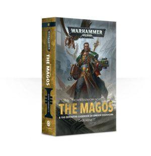 Games Workshop   Warhammer 40000 Books The Magos (softback) - 60100181473 - 9781784967024