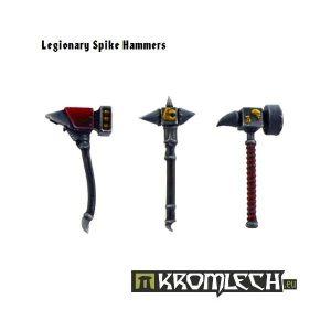 Kromlech   Legionary Conversion Parts Legionary Spike Hammers (6) - KRCB119 - 5902216112636