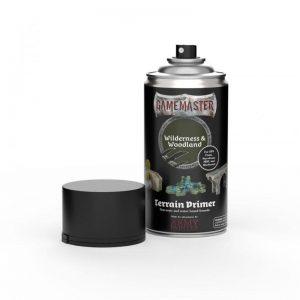 The Army Painter   Spray Paint GM: Terrain Primer - Wilderness & Woodland - AP-GM3003 - 5713799300392