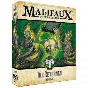 Wyrd Malifaux  Resurrectionists The Returned - WYR23221 - 812152031555