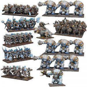 Mantic Kings of War  Northern Alliance Northern Alliance Mega Army - MGKWL102 - 5060469664743