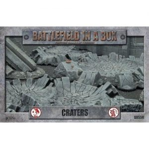 Battlefront   Battlefield in a Box Battlefield in a Box: Gothic Craters - BB559 - 9420020223707