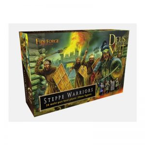 Fireforge Games   Medieval Era Steppe Warriors - FF008 - 2656510004786