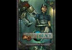 Wyrd Through the Breach  Through the Breach The Fatemasters Almanac - WYR30101 - 9780984150984