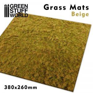 Green Stuff World   Grass Mats Grass Mats - Beige - 8436574508291ES - 8436574508291