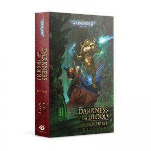 Games Workshop   Warhammer 40000 Books Darkness in The Blood (paperback) - 60100181774 - 9781789993028