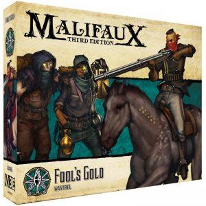 Wyrd Malifaux  The Explorer's Society Explorer's Society Fool's Gold - WYR23812 - 812152033061