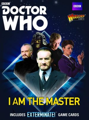 Warlord Games Doctor Who  Doctor Who Doctor Who: I am The Master - 602210120 - 5060393709251