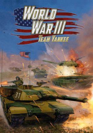Battlefront Team Yankee  SALE! World War III Team Yankee Rulebook - WW3-01 - 9781988558127