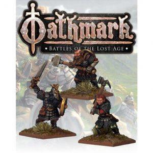 North Star Oathmark  Oathmark Dwarf Heroes - OAK109 - oak109