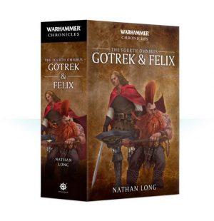 Games Workshop   Warhammer Chronicles Gotrek & Felix: The Third Omnibus (Paperback) - 60100281246 - 9781784969875