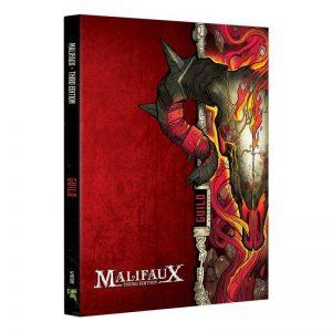 Wyrd Malifaux  Guild Guild Faction Book - M3e Malifaux 3rd Edition - WYR23012 - 9781733162715