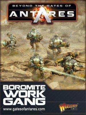 Warlord Games Beyond the Gates of Antares  SALE! Boromite Work Gang - WGA-BOR-03 - 5060393701262