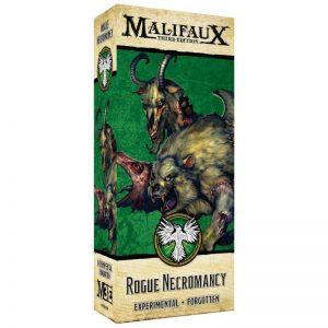 Wyrd Malifaux  Resurrectionists Rogue Necromancy - WYR23213 - 812152031098