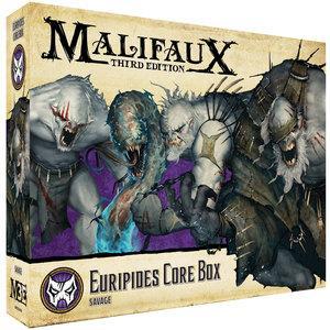 Wyrd Malifaux  Neverborn Euripides Core Box - WYR23410 - 812152031166