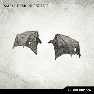 Kromlech   Demons Model Kits Small Demonic Wings (3) - KRCB173 - 5902216114944