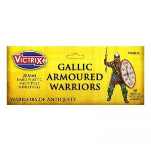 Victrix   Victrix Gallic Armoured Warriors - VXA036 -