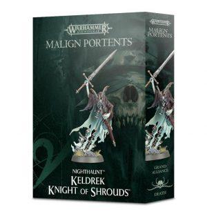 Games Workshop (Direct) Age of Sigmar  Nighthaunts Knight of Shrouds - 99120207052 - 5011921098491