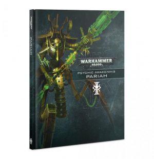 Games Workshop (Direct) Warhammer 40,000  Psychic Awakening Psychic Awakening: Pariah - 60040199118 - 9781788268134