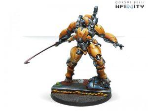 Corvus Belli Infinity  Yu Jing Yu Jing Guijia Squadron (TAG) - 280378-0545 - 2803780005450