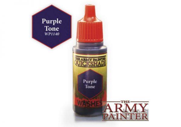 The Army Painter   Warpaint Warpaint - Quickshade Purple Tone - APWP1140 - 2561140111110
