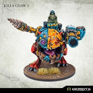 Kromlech   Orc Model Kits Killa Gnaw 3 (1) - KRM156 - 5908291070809