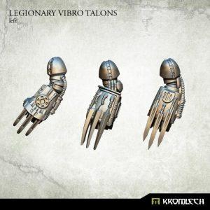 Kromlech   Legionary Conversion Parts Legionary Vibro Talons Left (3) - KRCB146 - 5902216113312