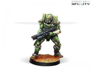 Corvus Belli Infinity  Haqqislam Asawira Regiment - 280493-0699 - 2804930006990