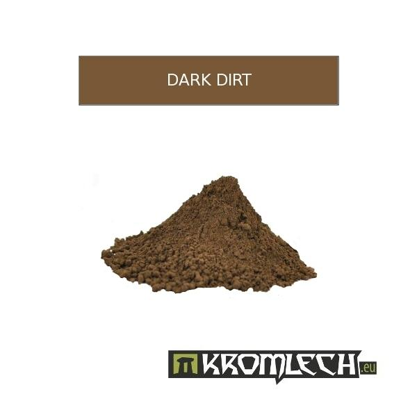 Kromlech   Weathering Powders Weathering Powder: Dark Dirt - KRMA005 - 5902216112063