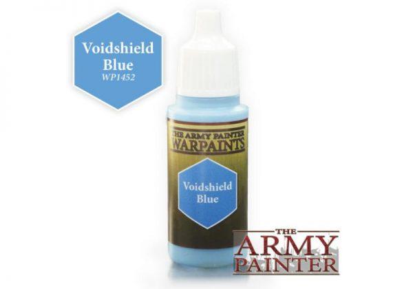 The Army Painter   Warpaint Warpaint - Voidshield Blue - APWP1452 - 5713799145207