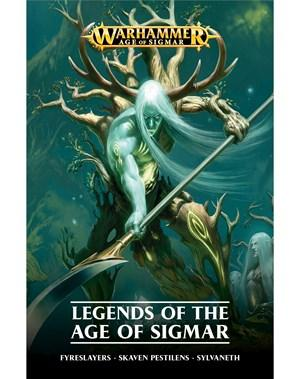 Games Workshop   Age of Sigmar Books Legends of the Age of Sigmar - 60100281182 - 9781784964474