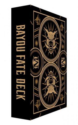 Wyrd Malifaux  Bayou Bayou Fate Deck - WYR23025 - 812152032903