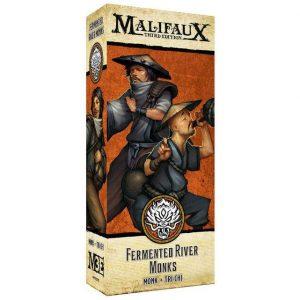 Wyrd Malifaux  Ten Thunders Fermented River Monk - WYR23721 -