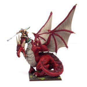 Mantic Kings of War  Elf Armies Elf Dragon Kindred Lord - MGKWE103 - 5060208868821