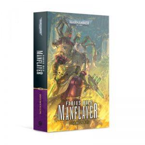 Games Workshop   Warhammer 40000 Books Manflayer (Paperback) - 60100181768 - 9781789992670