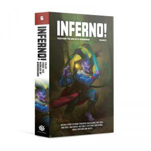 Games Workshop   Inferno! Inferno! Volume 6 (Paperback) - 60109981028 - 9781789992878