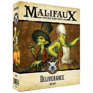 Wyrd Malifaux  Bayou Deliverance - WYR23603 - 812152031197