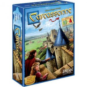 Z-Man Games Carcassonne  SALE! Carcassonne (2015 New edition) - ZMG78100 - 681706781006