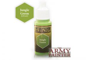 The Army Painter   Warpaint Warpaint - Jungle Green - APWP1433 - 5713799143302