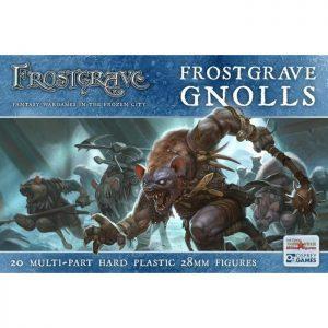 North Star Frostgrave  Frostgrave Frostgrave Gnolls - FGVP03 - 9781472896155