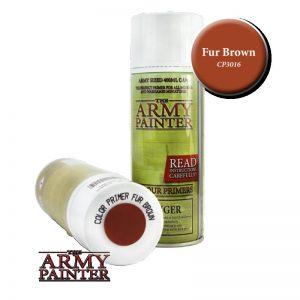 The Army Painter   Spray Paint AP Spray: Fur Brown - APCP3016 - 2530161111119