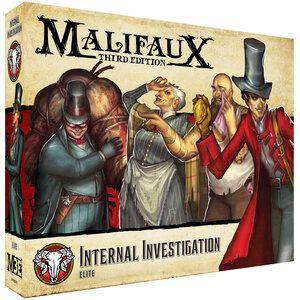 Wyrd Malifaux  Guild Internal Investigation - WYR23111 - 812152032385
